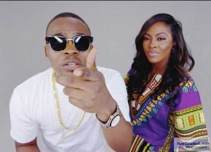 "Behind-The-Scene Photos Of "" Standing Ovation "" By Tiwa Savage Featuring Olamide"